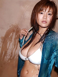 japanese adult model Yoko Matsugane